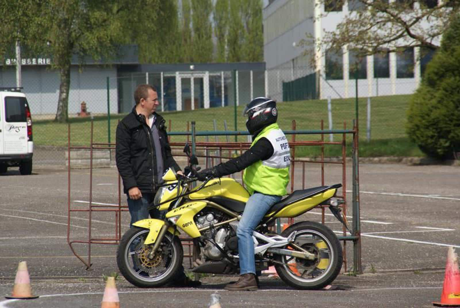 cours moto liège