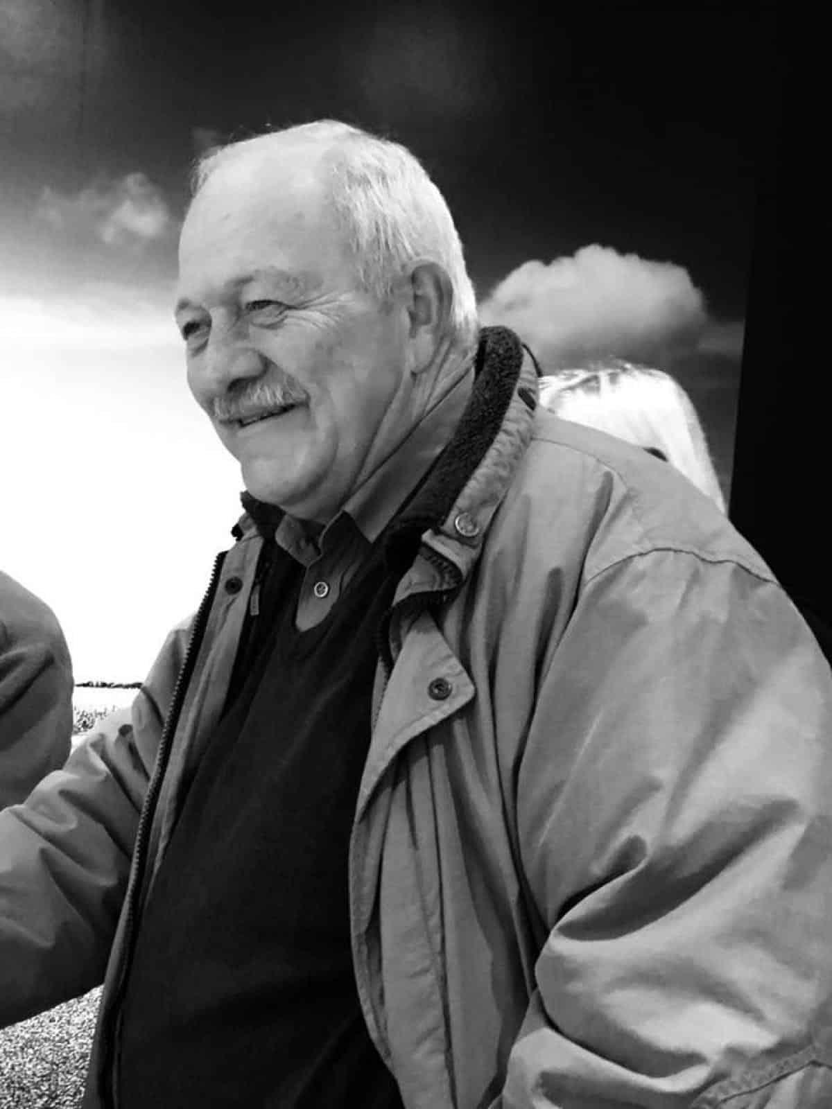 Alain Salmon, moniteur de théorie à Malmedy