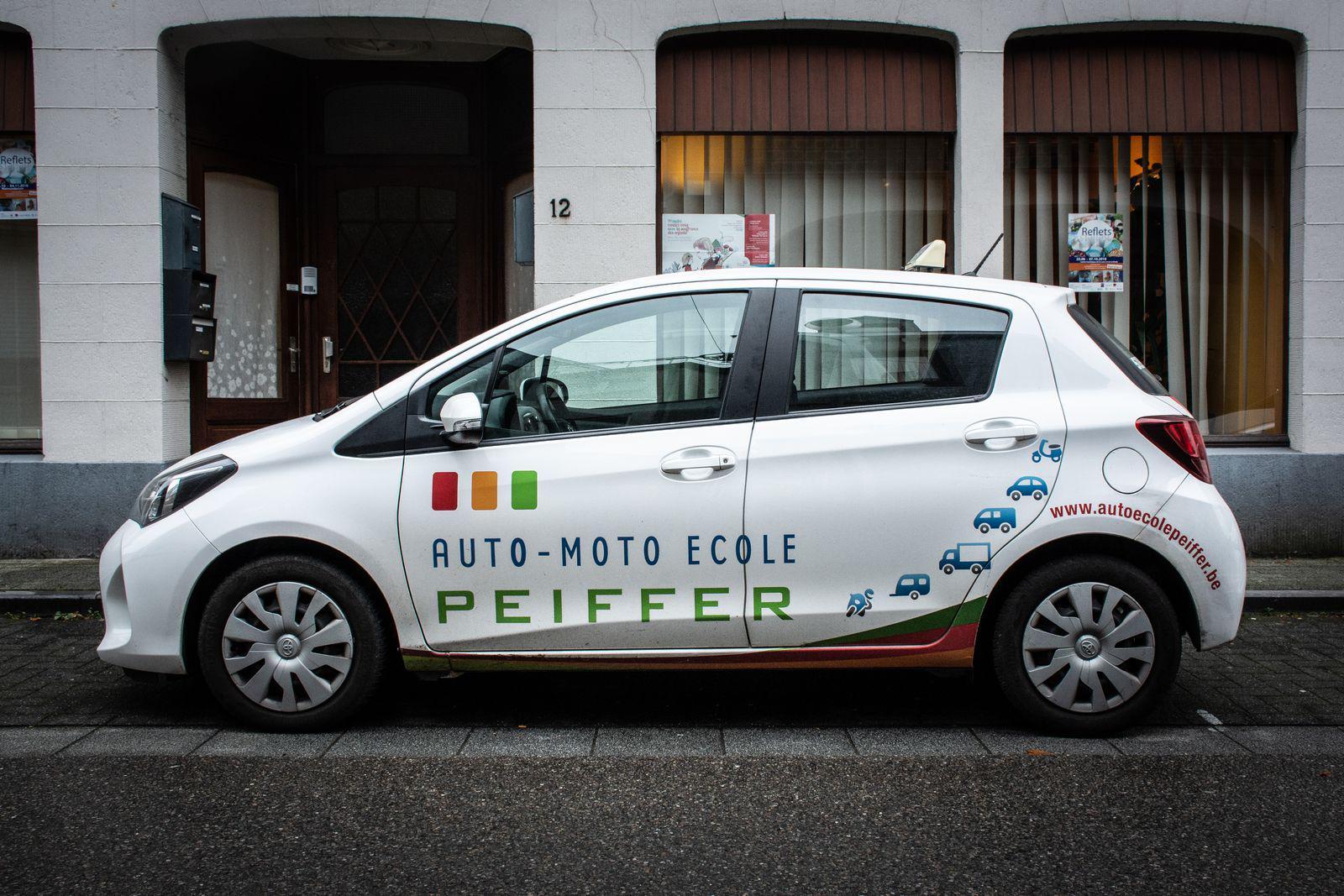Auto-école Province de Liège