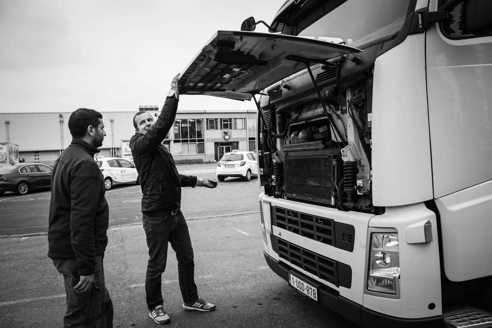 Permis Camion et Permis Camion Remorque Province de Liège