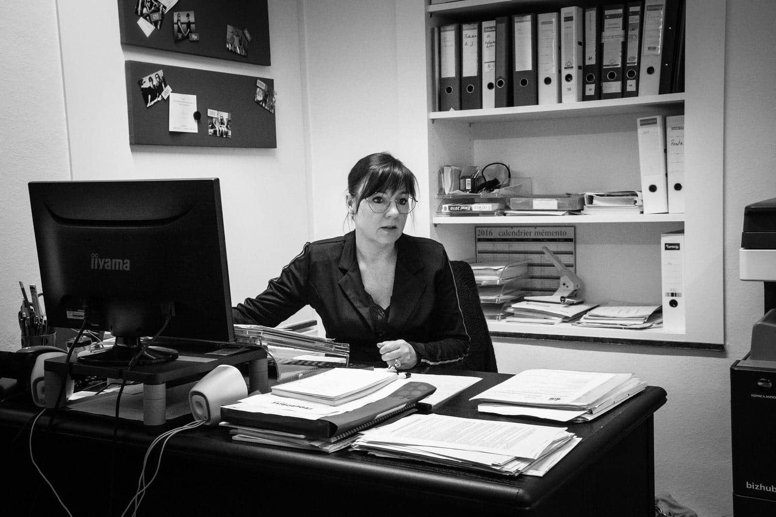 Alix Peiffer - Directrice