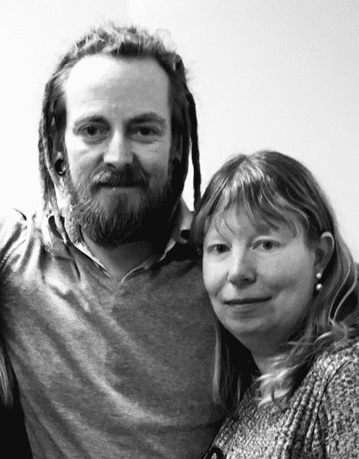 Fabian et Sarah, moniteurs de Liège